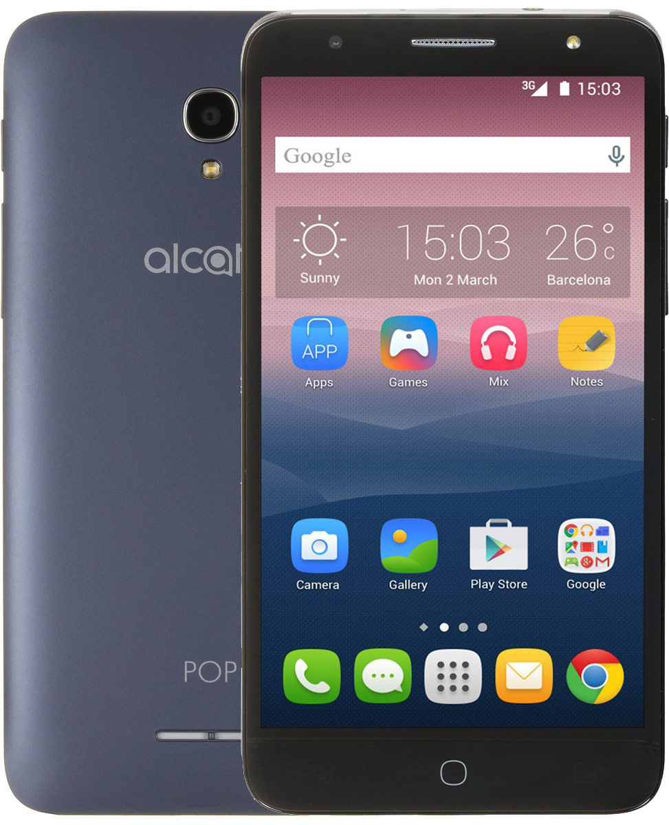 Чехлы для Alcatel One Touch 5056 POP 4 Plus