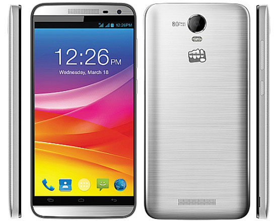 Чехлы для Micromax AQ5001 Canvas Power