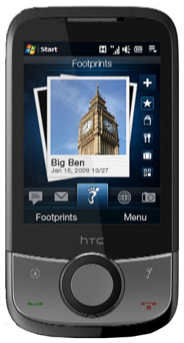 Чехлы для HTC Touch Cruise II T4242
