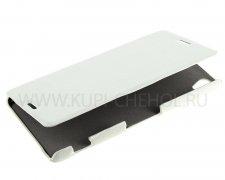 Чехол книжка Sony D6603 Xperia Z3 UpCase белый
