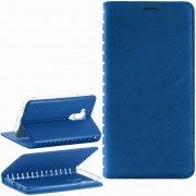 Чехол книжка LG G7 Book Case New синий Вид2
