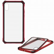 Чехол-накладка iPhone X Remax Kooble Red