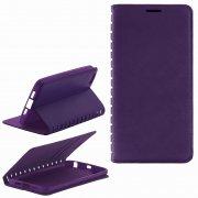Чехол книжка Xiaomi Mi5 New Case 001 фиолетовый