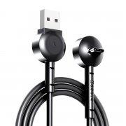 Кабель USB-Type-C Baseus CATQX-01 Black 1m
