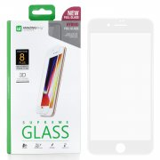 Защитное стекло Apple iPhone 7 Plus Amazingthing SupremeGlass Hybrid 3D White 0.2mm
