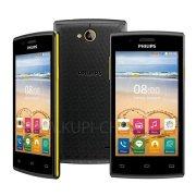 Телефон Philips S307 Black+Yellow