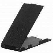 Чехол флип Sony D5322 Xperia T2 Ultra Dual iBox Premium чёрный