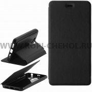 Чехол книжка Xiaomi Redmi 4 Pro Book Case A черный