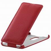 Чехол флип Xiaomi Redmi Note 3 1358 красный