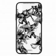 Чехол-накладка iPhone X WK Azure Stone LL03