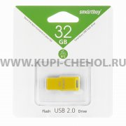 ФЛЕШ SmartBuy Funky series 32GB Yellow