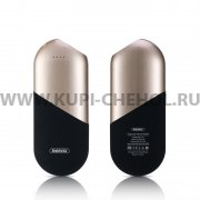 Power Bank 5000 mAh Remax Capsule RPL-22 Gold