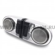 Колонка Bluetooth Remax RB-M22 Transparent