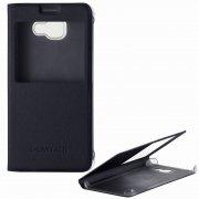 Чехол книжка Samsung Galaxy A7 (2016) A710 6572-1 тёмно-синий