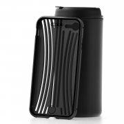Чехол-накладка iPhone 7 Kruche Metal Suitcase Black