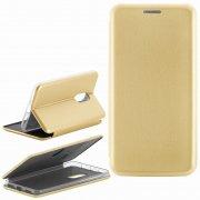 Чехол книжка Xiaomi Redmi Note 4/4 Pro 9805 золотой
