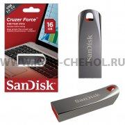 Флеш SanDisk CZ71 Cruzer Force 16GB