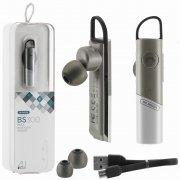 Bluetooth-гарнитура WK BS300 Silver
