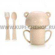 Детский набор посуды Remax RT-WH01