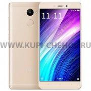 Телефон Xiaomi Redmi 4 16Gb Gold