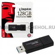 Флеш Kingston DT100 G3 128gb USB 3.0