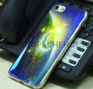 Чехол-накладка Apple iPhone 7 Blue Shine 9990