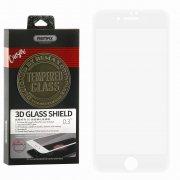 Защитное стекло Apple iPhone 7 Remax Caesar 3D Full Screen White