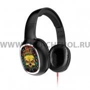 Наушники HOCO W1 Headphone King of Devil Black