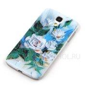 Чехол-накладка Samsung Galaxy S4 i9500 Живопись 7829
