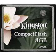 CompactFlash 8Gb к/п Kingston