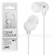 Наушники JVC HA-FX23 White