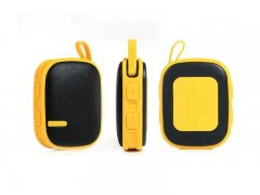 Колонка Bluetooth Remax RB-X2 Yellow