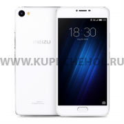 Телефон Meizu U10 32GB Silver