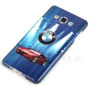 Чехол силиконовый Samsung Galaxy A7 A700f 8503