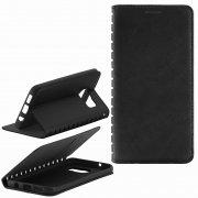 Чехол книжка Samsung Galaxy S7 Edge New Case 001 черный