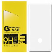 Защитное стекло Samsung Galaxy Note 10+ Glass Pro Full Glue 3D черное 0.33mm