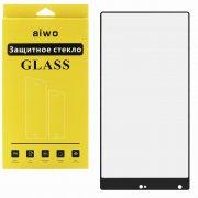 Защитное стекло Xiaomi Mi Mix Aiwo Full Screen черное 0.33mm