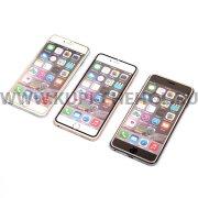 Защитное стекло Apple iPhone 6 / 6S Plus 5.5 цветное 9062 золотой