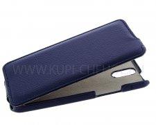 Чехол флип HTC One E8 UpCase синий