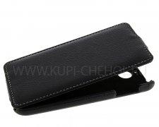 Чехол  откид  HTC Des 510 Dual  UpCase  чёрн