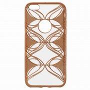 Чехол-накладка Apple iPhone 6 / 6S 4.7 8439 бронзовый