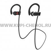 Спортивная bluetooth-гарнитура HOCO ES7 Black