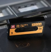 Power Bank 10000 mAh Remax RP-T10 Cassette полимерный