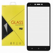 Защитное стекло Xiaomi Redmi Note 4X Glass Pro Full Glue черное 0.33mm