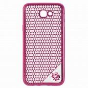 Чехол-накладка Samsung Galaxy J5 Prime 9450 розовый
