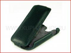 Чехол флип Samsung I8150 Galaxy W Abilita зелёный флотер