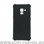 Чехол-накладка Samsung Galaxy A8 2018 (A530) Hard черный