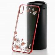 Чехол-накладка iPhone XS Max Kingxbar 195 красный