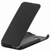 Чехол флип HTC Desire 510 iBox Premium чёрный