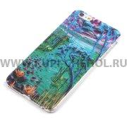 Чехол-накладка Apple iPhone 6 / 6S Plus 5.5 живопись 7838